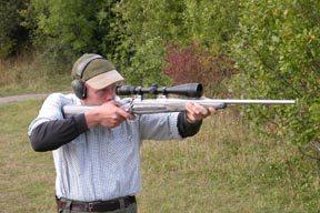 sako 85 hunter laminated stainless bolt action rifle reviews gun