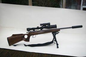 Anschütz 1517DB | Bolt Action Rifle Reviews | Gun Mart