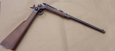 Pietta Smith Carbine Reproduction Henry Kranks Derek