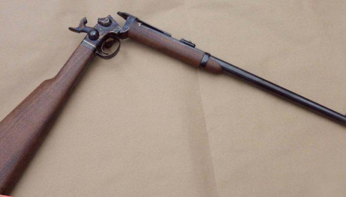 Pietta Smith carbine reproduction (Henry Kranks) Derek