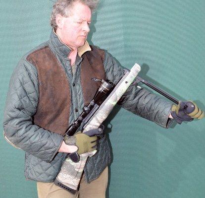 Gamo Camo Rocket IGT   Spring Air Rifle Reviews   Gun Mart