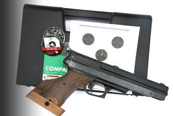 Gamo Compact Pneumatic Air Pistol | PCP Pistols Reviews