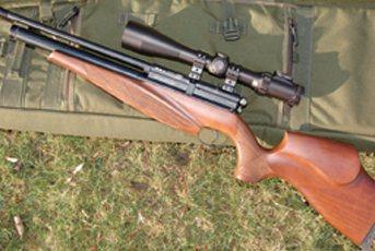 BSA R10 Air Rifle QUICK FILL Dust Cover
