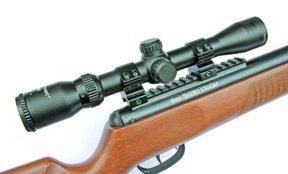 Nitro Venom   Spring Air Rifle Reviews   Gun Mart