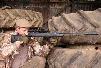 Kral Devil Rifle | Spring Air Rifle Reviews | Gun Mart