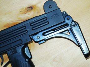 Walther IWI Uzi   Semi Auto Rimfire Rifle Reviews   Gun Mart