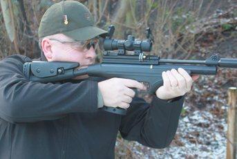 Hatsan AT P2 | PCP Pistols Reviews | Gun Mart
