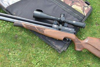 Air Arms S510   PCP Rifle Reviews   Gun Mart