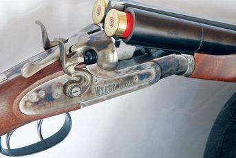 Pedersoli Wyatt Earp Shotgun   Side by Side Shotgun Reviews