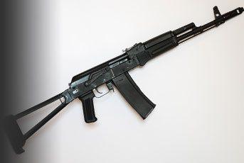Saiga M3 AK101 | Straight-Pull...