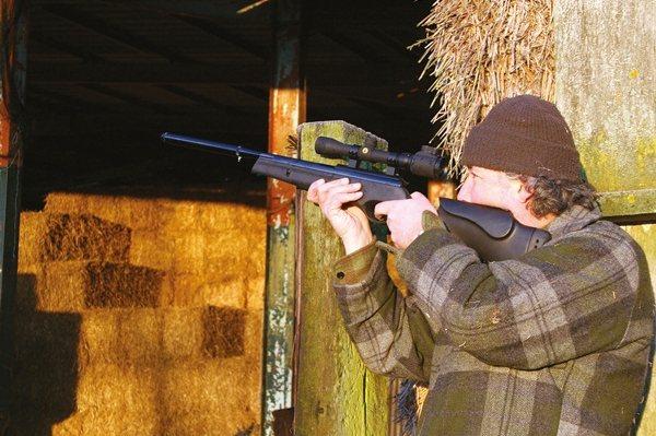 Airgun Hunter 12 Ft Lb And Fac Rated Air S
