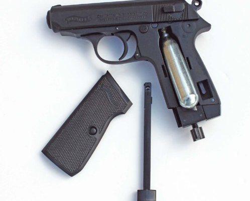 umarex walther ppk pistol co2 pistol reviews gun mart rh gunmart net Glock 23 Manual Walther PP Box