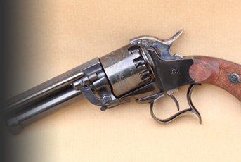 Pietta Le Mat Cavalry Model Percussion Revolver