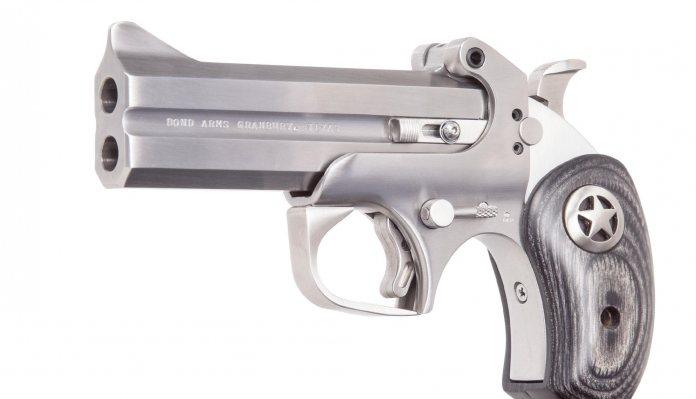Bond arms ranger II humane dispatch pistol | Pistol Reviews | Gun Mart