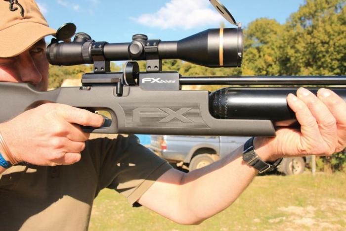 Fx Boss Fac-Rated  30 Calibre PCP | FAC Airgun Reviews | Gun Mart