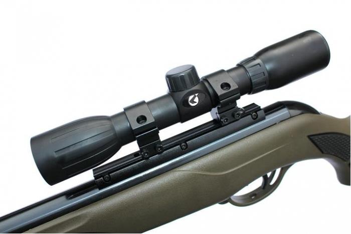Gamo Varmint Barricade   Spring Air Rifle Reviews   Gun Mart