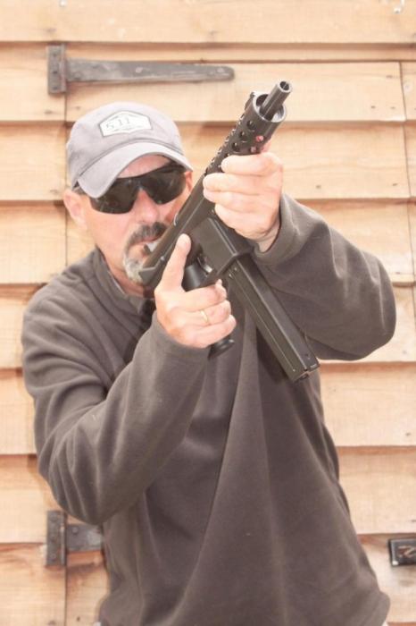 Interdynamic KG-9   Airsoft Pistol Reviews   Gun Mart