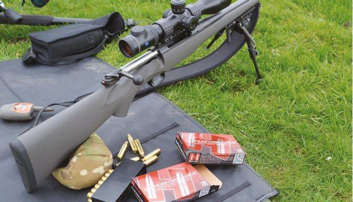 Long range Mauser M12 | Bolt Action Rifle Reviews | Gun Mart