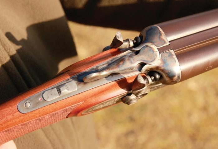 Pedersoli La Bohémienne shotgun | Side by Side Shotgun Reviews | Gun