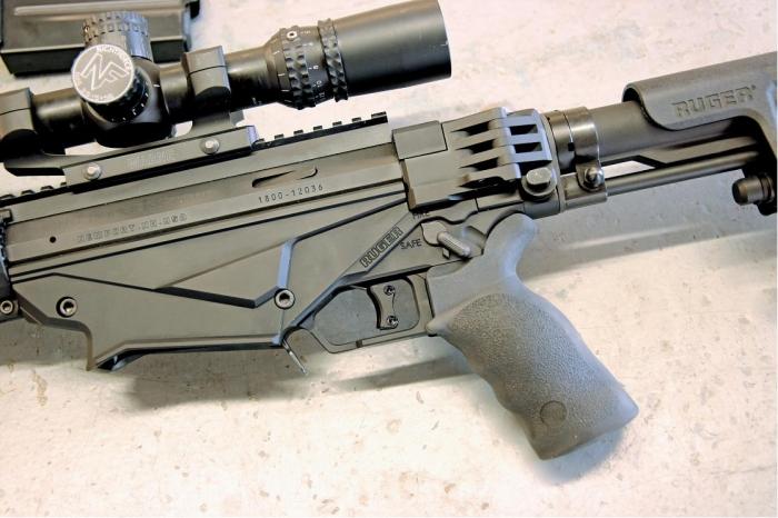 Ruger Precision Rifle Bolt Action Rifle Reviews Gun Mart