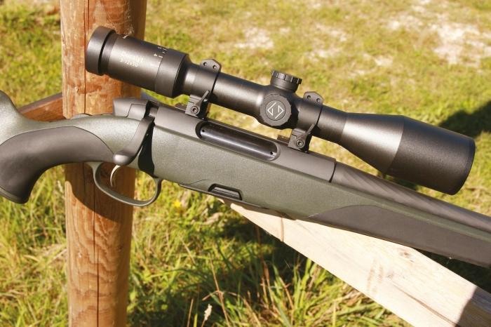Steyr CL II SX | Bolt Action Rifle Reviews | Gun Mart