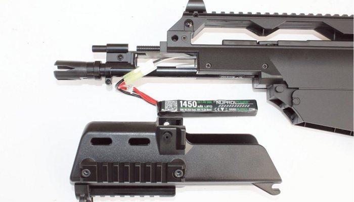 H&K G36C IdZ | Airsoft Rifle Reviews | Gun Mart