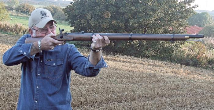 Pedersoli Enfield P1953 3-Band   Reproduction Firearms   Gun Mart