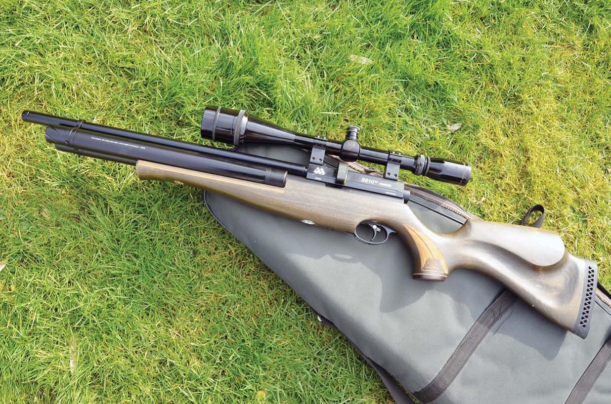 Bam Air Rifles