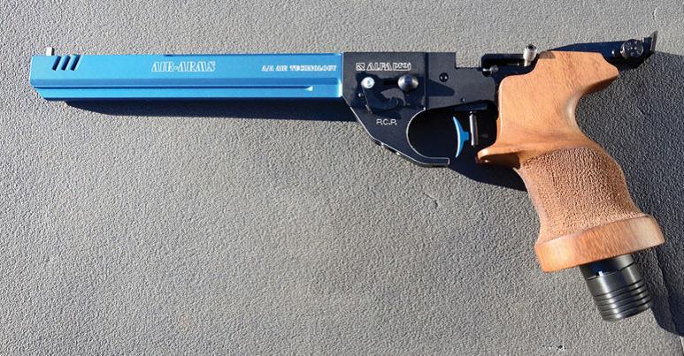 AIR ARMS ALFA PRO PCP