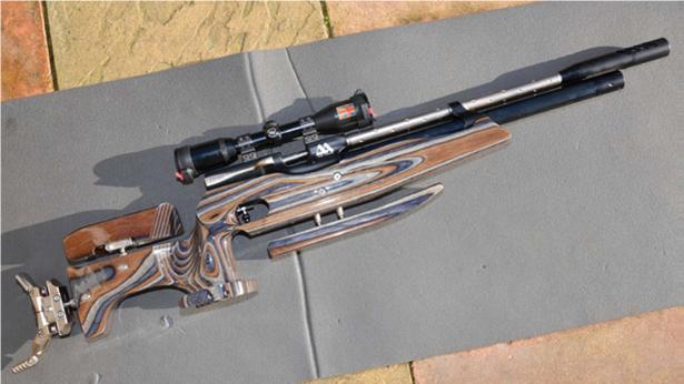 Air Arms FTP900