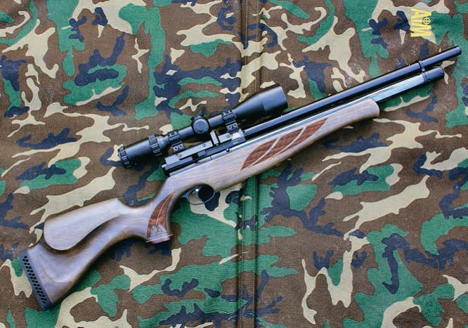 AIR ARMS S510K SUPERLITE