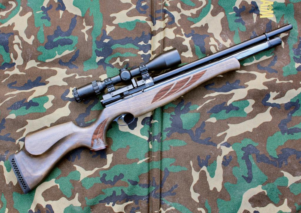 Lightweight Hunting PCPs | PCP Rifle Reviews | Gun Mart