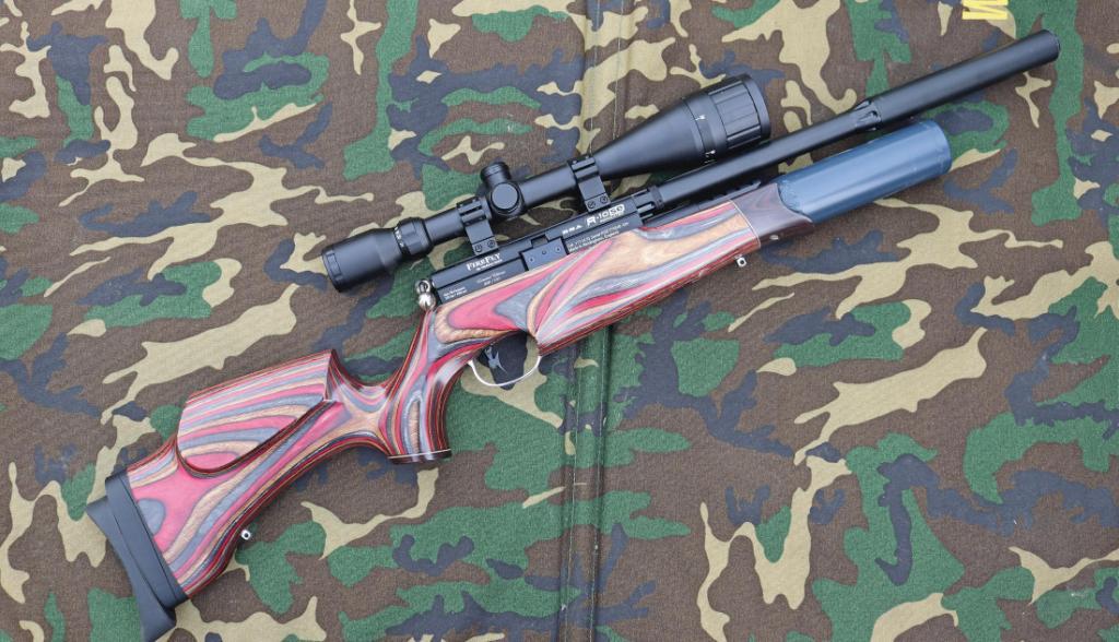 AIR ARMS S510K SUPER-LITE