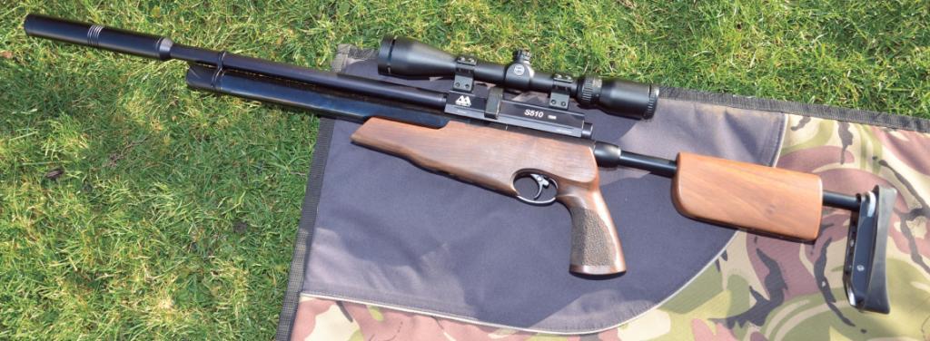 Air arms S510 TDR (PCP)