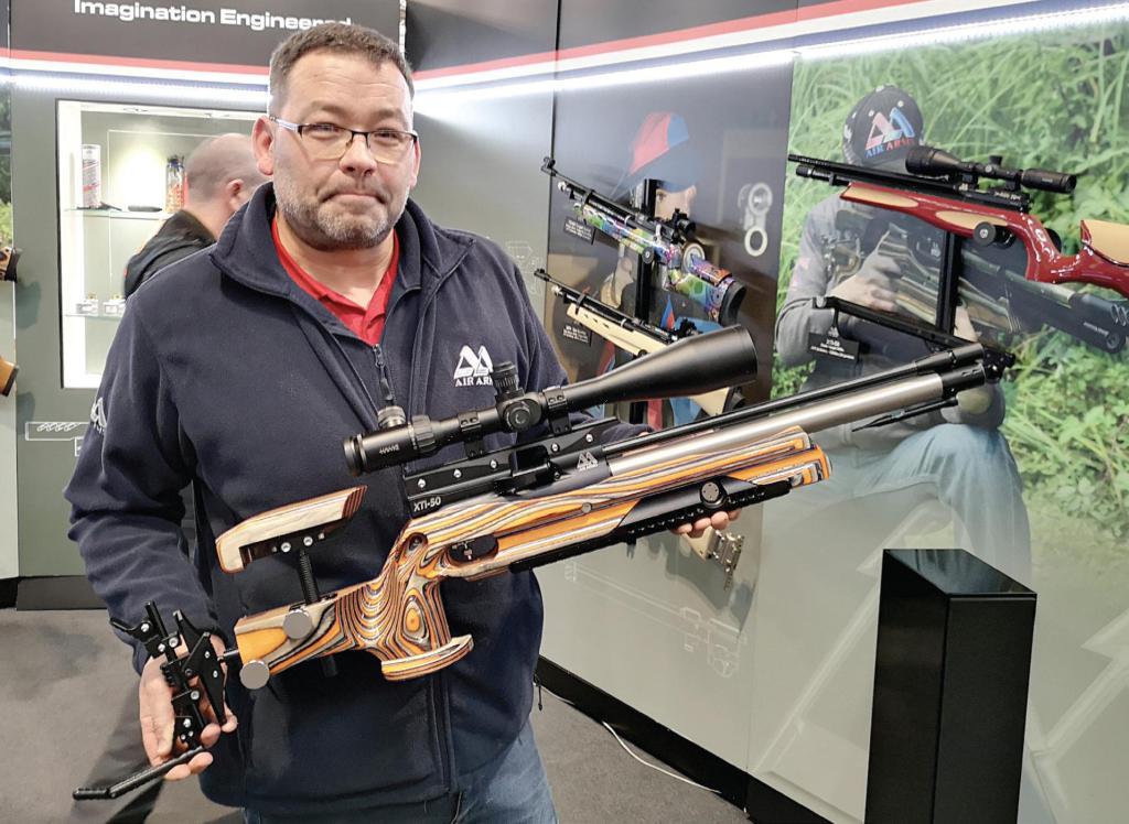 AIR ARMS XTI-50