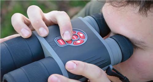 ATN Bino X Smart HD Day and Night Vision Binoculars