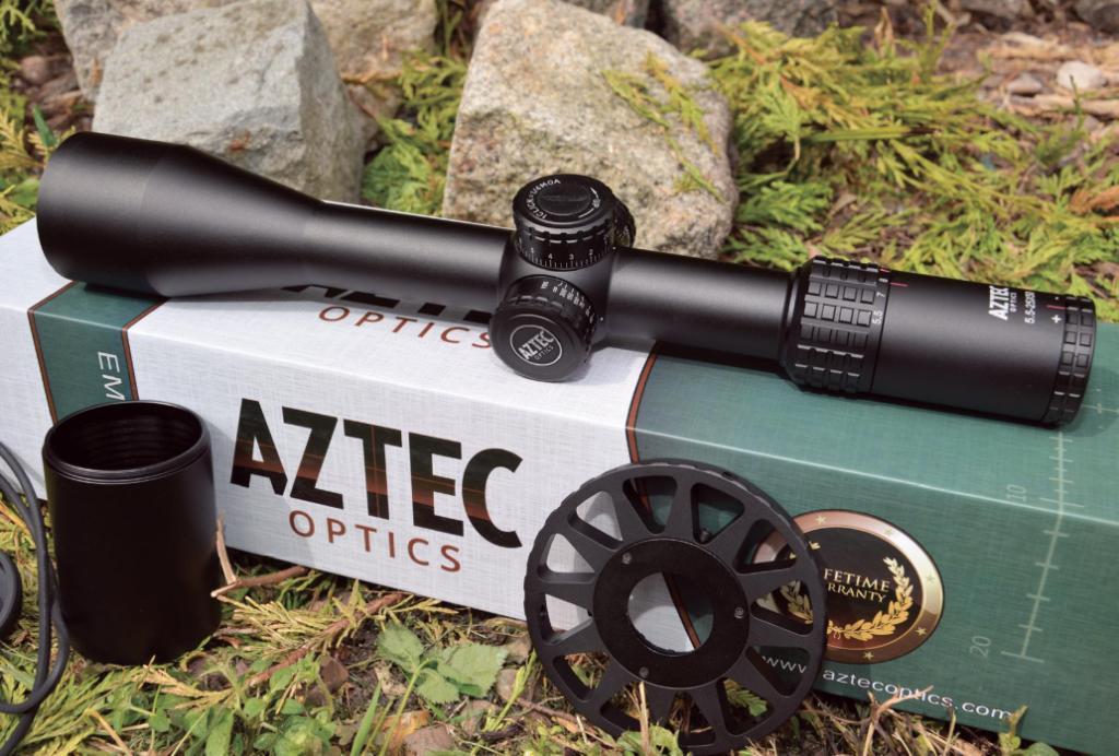 Aztec Emerald 5.5-25 X 50