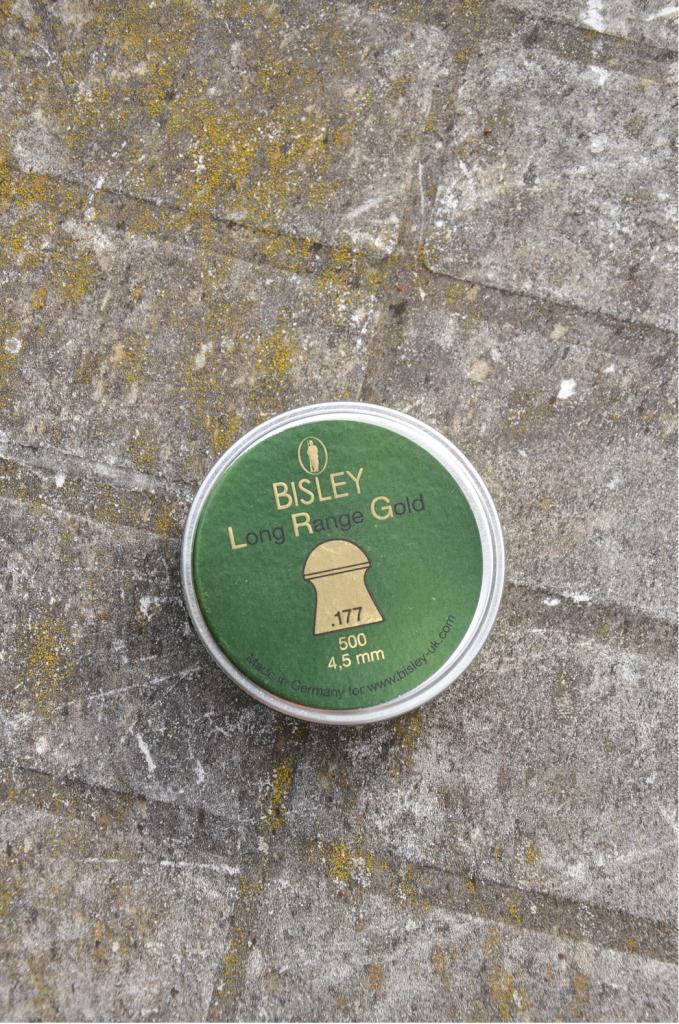 Bisley long range gold