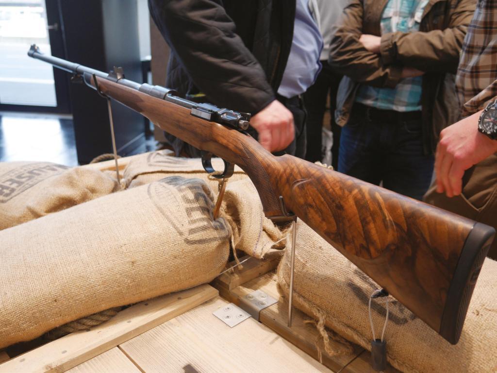 Mauser M12 Pure >> Firearms at IWA 2017 | Shooting Shows | Gun Mart