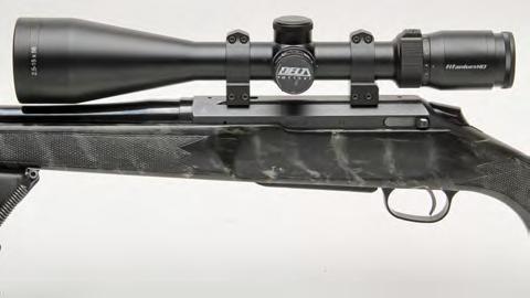 Delta Optical 2.5-15 x 56mm Titanium