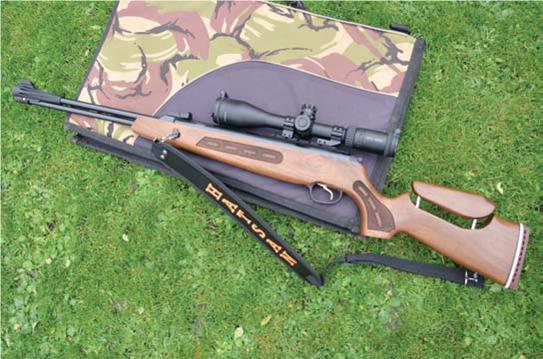 Top 10 Spring/Gas Ram Air Rifles   Spring Air Rifle Reviews