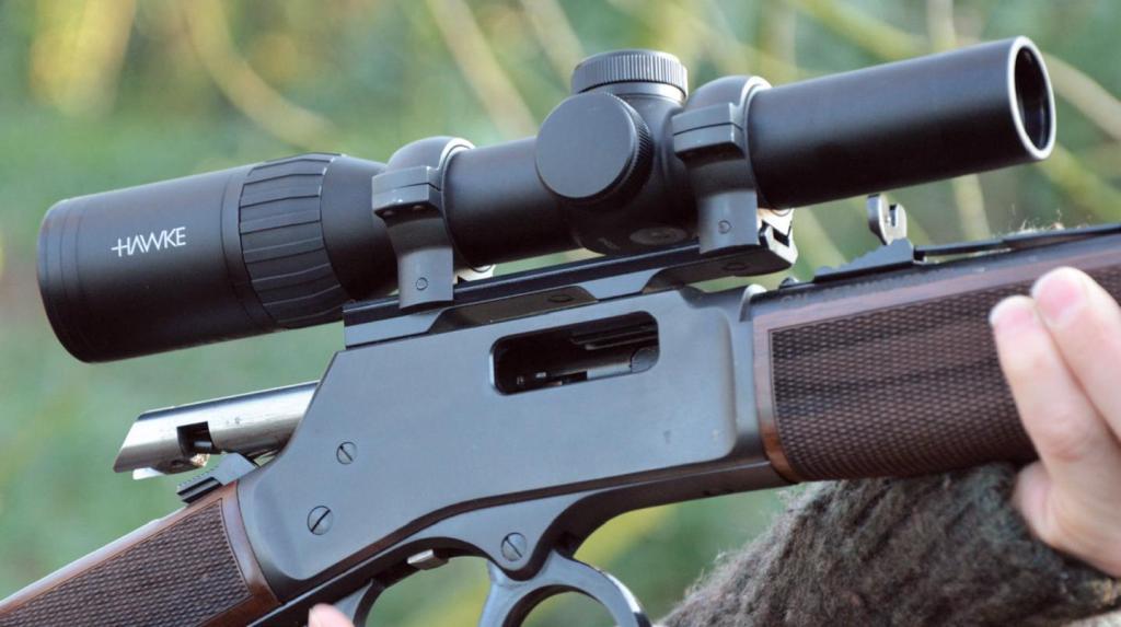Hawke Frontier 30 1-6x24 Riflescope
