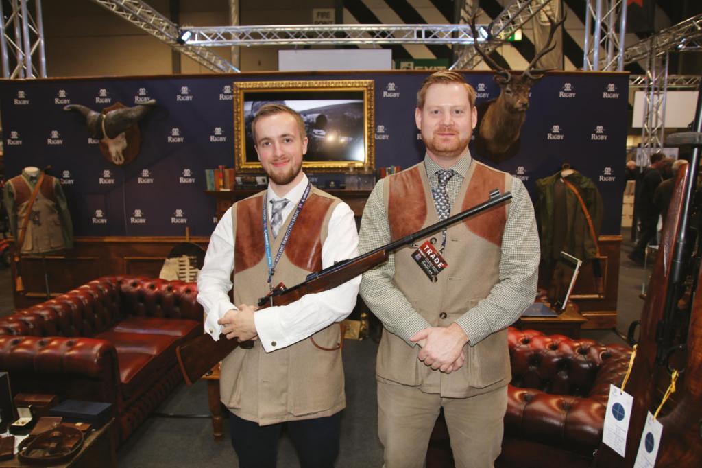 John Rigby and Co Gunmakers Ltd; www.johnrigbyandco.com