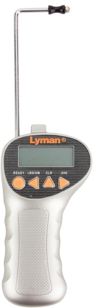 Lyman Trigger Pull Gauge