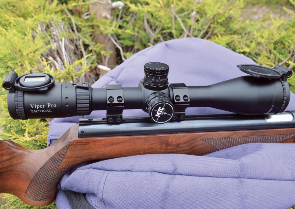 MTC Viper Pro Tactical 3-18 X 50