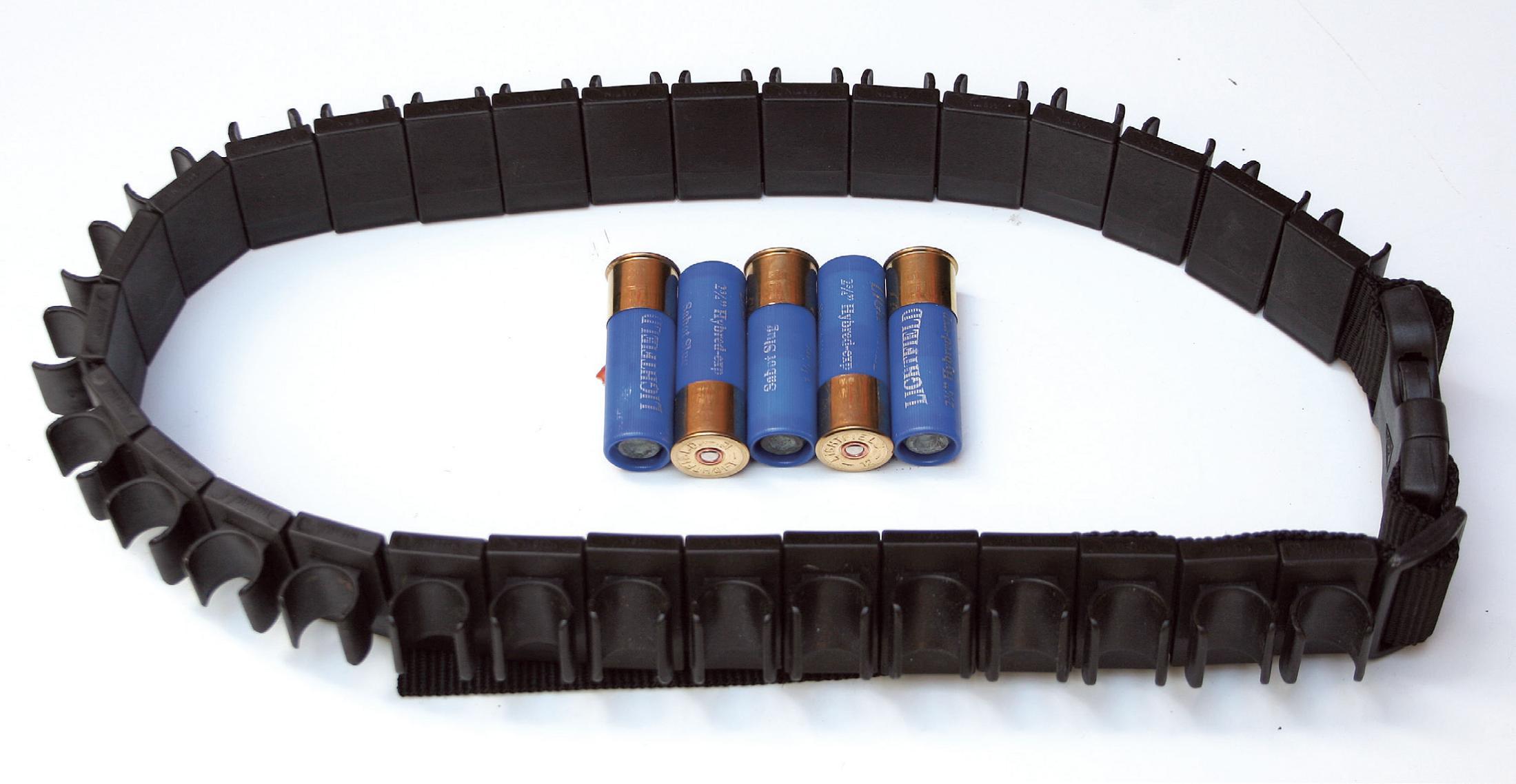 Metin Tactical 12-Gauge Shotgun Cartridge Belt