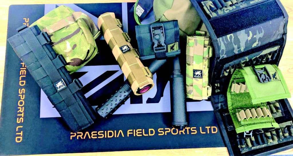 PRAESIDIA SHOOTING ACCESSORIES