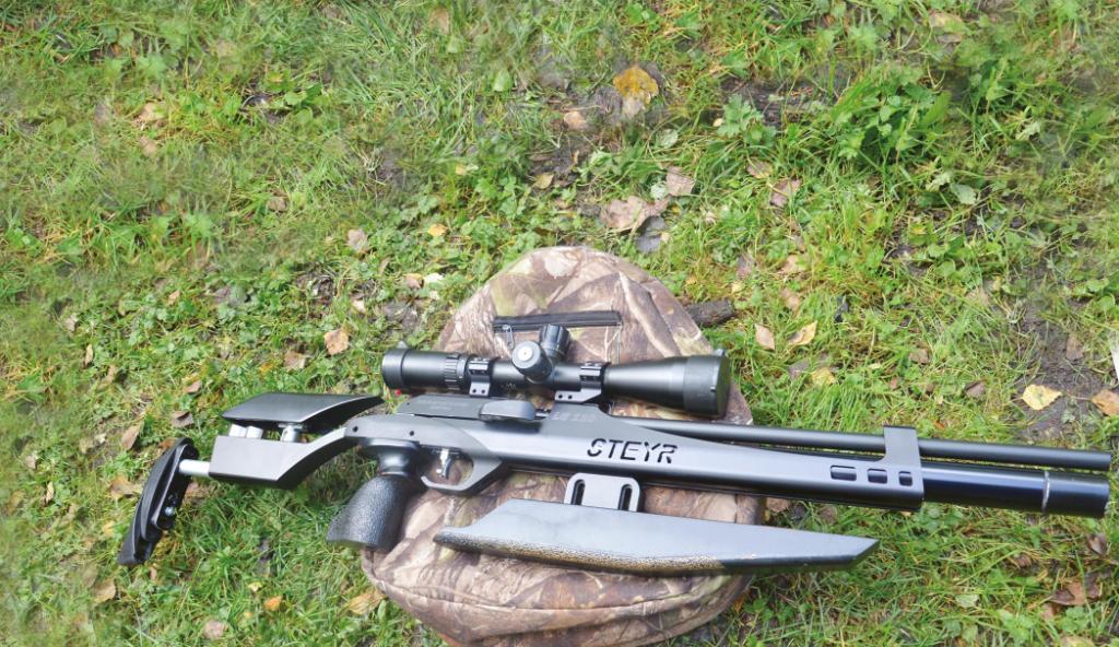 Steyr LG110 FT