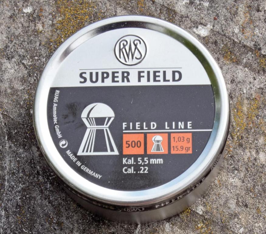 RWS superdome/RWS superfield