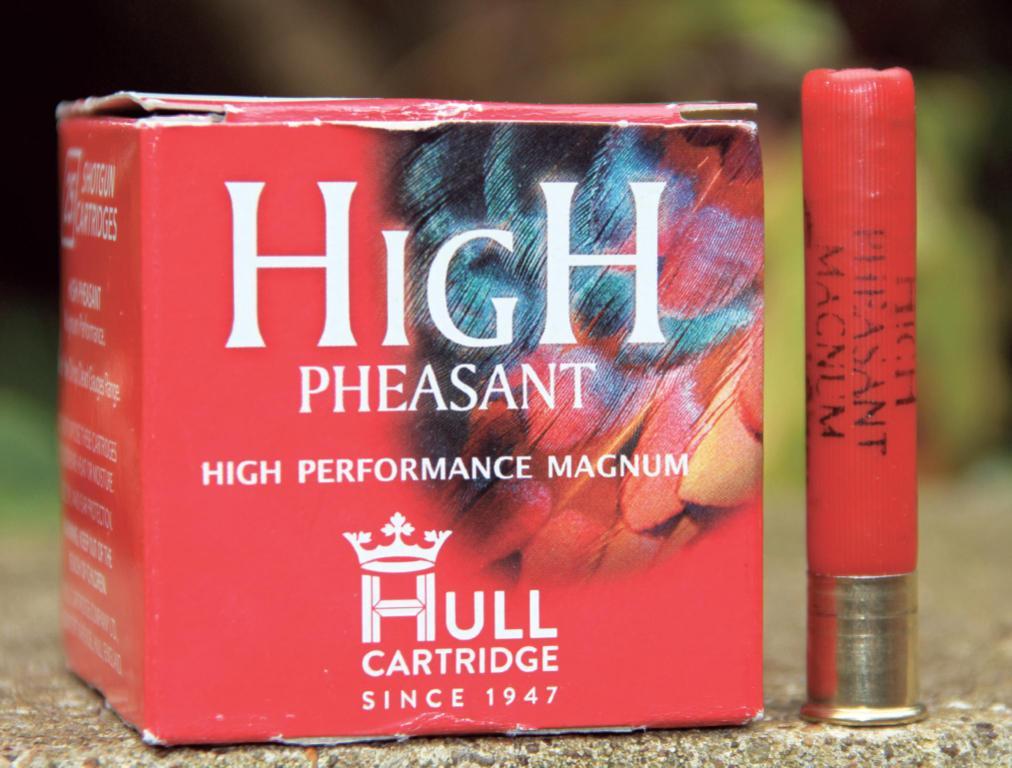 High Pheasant £9.80 box 25